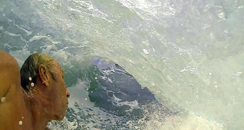 Bodysurfing handplane 16