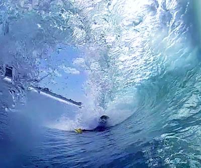 Taylors Mistake Handski Bodysurfing Handplane Video Blog Post 2
