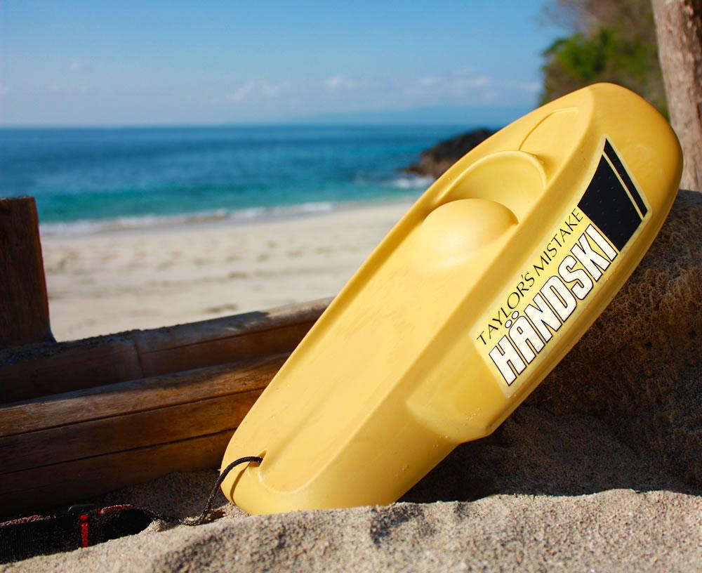 Bodysurfing-Handplane-Taylors-Mistake-Handski-and-Wristleash